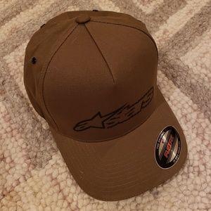 NWOT Alpinestars Flexfit Hat